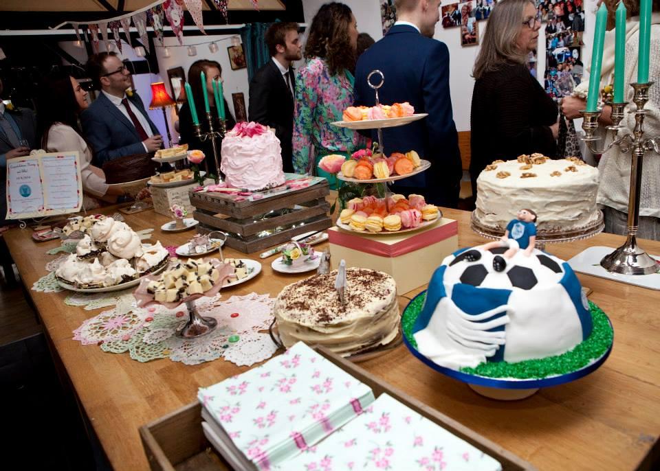 Cakes at Hagglers Corner
